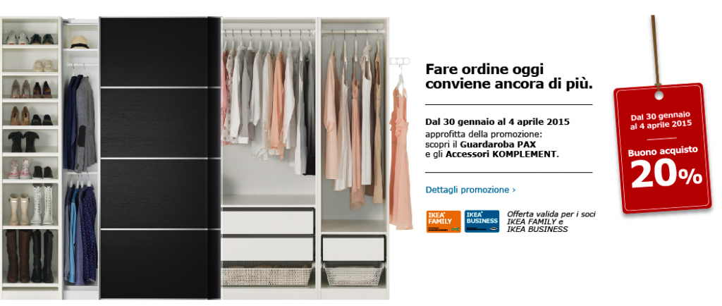 Da ikea fare ordine conviene due volte for Ikea ordine